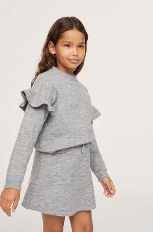 Mango Kids - Gyerek pulóver Trufa