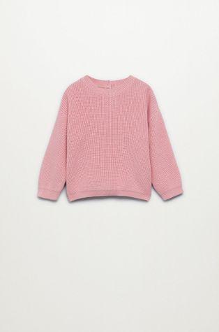 Mango Kids - Detský sveter Capucino