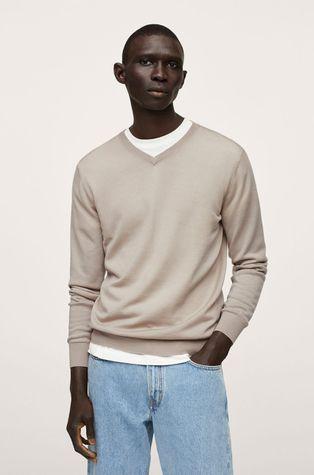 Mango Man - Vlněný svetr Willyv