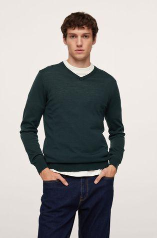 Mango Man - Шерстяной свитер Willyv