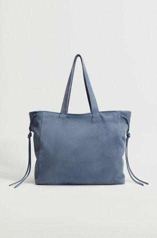 Mango - Bőr táska EVA