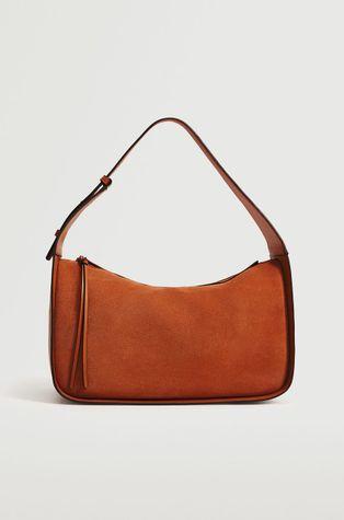 Mango - Bőr táska GALDANA