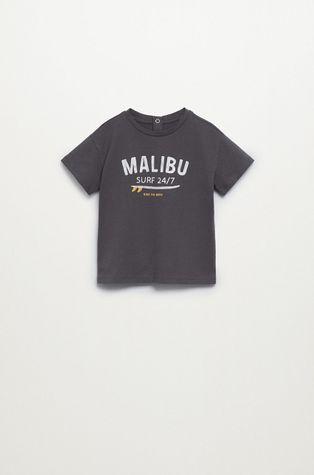 Mango Kids - Tricou copii MALIBU