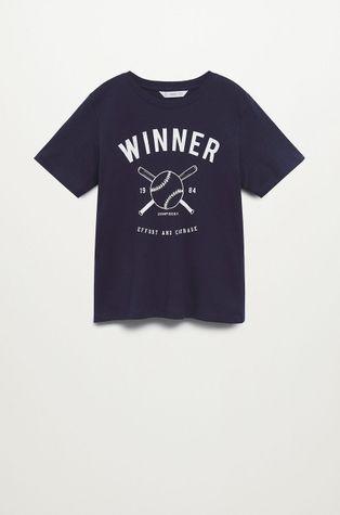 Mango Kids - Dětské tričko WINNER