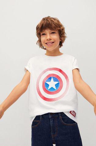 Mango Kids - Детская футболка CIRCLE