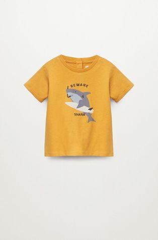 Mango Kids - Tricou copii BEACH