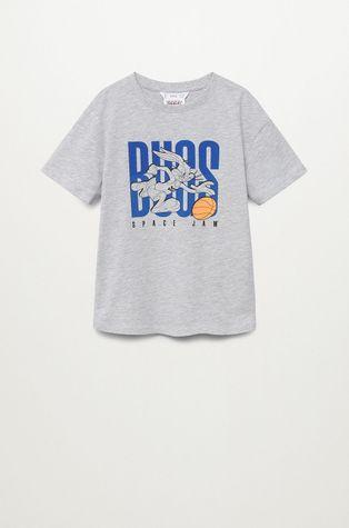 Mango Kids - Detské tričko Space 116-164 cm