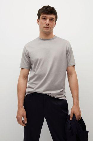 Mango Man - T-shirt bawełniany Bellow