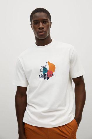 Mango Man - T-shirt bawełniany LIGHT