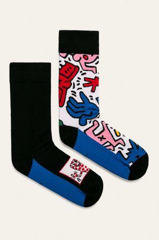 Medicine - Kutyazokni by Keith Haring (2 db)