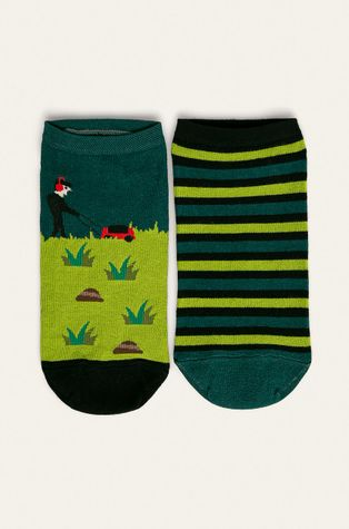Medicine - Kotníkové ponožky Basic (2-pack)