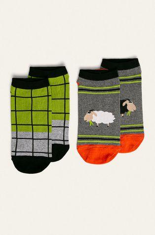 Medicine - Členkové ponožky Basic (2-pak)