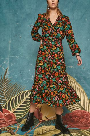 Medicine - Sukně Frida Kahlo