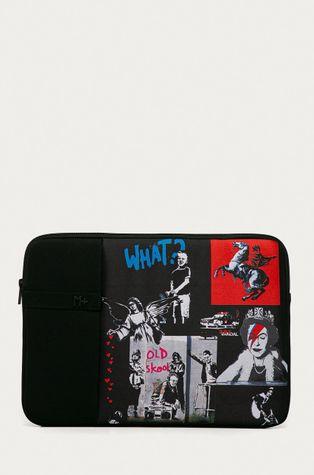 Medicine - Pokrowiec na laptopa Banksy's Graffiti
