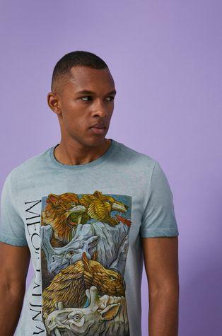 Medicine - T-shirt by Alek Morawski