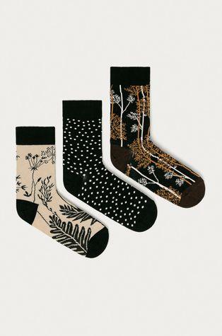 Medicine - Ponožky Floral (3-pak)