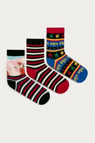 Medicine - Ponožky Animals (3-PACK)