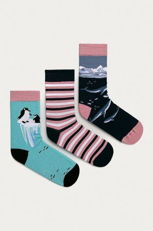 Medicine - Ponožky Animals (3-pak)
