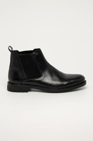 Medicine - Kožené kotníkové boty Comfort Up