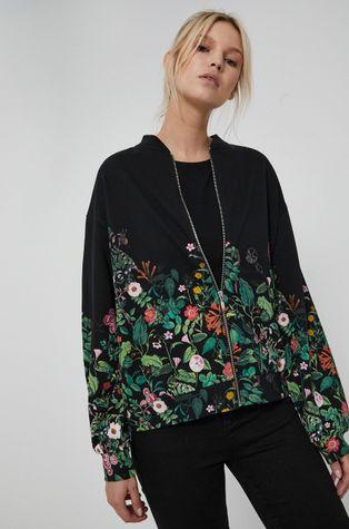 Medicine - Bavlněná mikina Dark Blooms