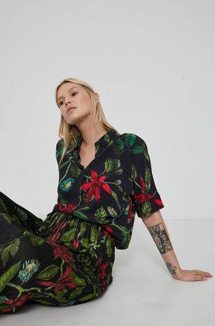 Medicine - Koszula Dark Blooms