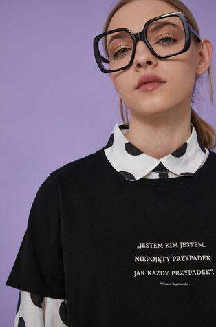 Medicine - T-shirt Wisława Szymborska