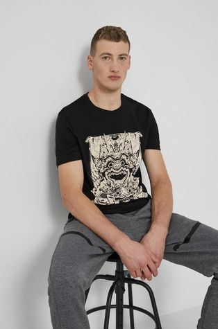 Medicine - Bavlnené tričko Barong Mask