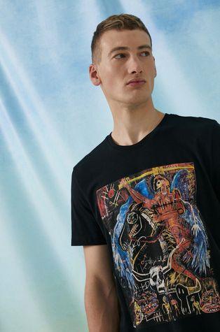 Medicine - T-shirt bawełniany by Joanna Patejuk Grafika Polska
