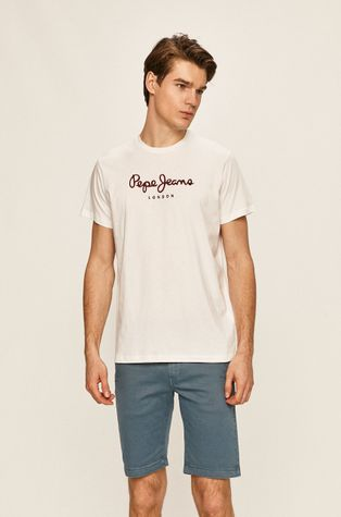 Pepe Jeans - Тениска Eggo