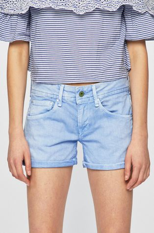 Pepe Jeans - Szorty Siouxie