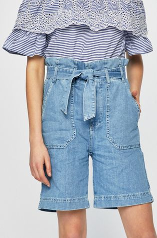 Pepe Jeans - Kraťasy Phoebe