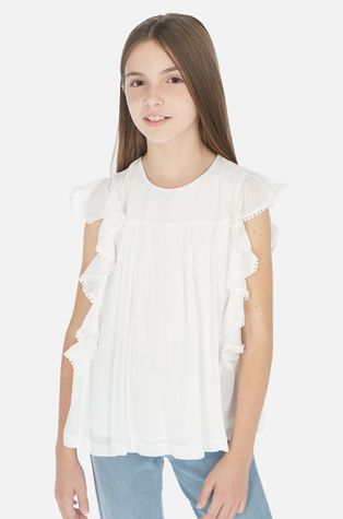 Mayoral - Дитяча блузка 128-167 cm