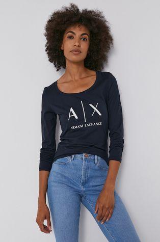Armani Exchange - Tričko s dlouhým rukávem