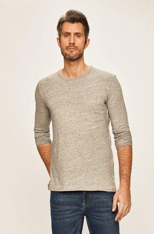Selected - Pánske tričko s dlhým rukávom