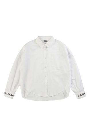 Karl Lagerfeld - Дитяча сорочка 114-150 cm