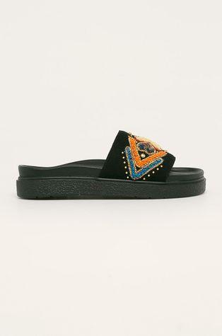 Inuikii - Kožené pantofle