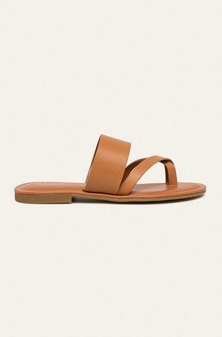 Aldo - Kožené pantofle Celodia