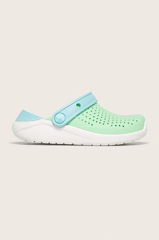 Crocs - Kožené pantofle