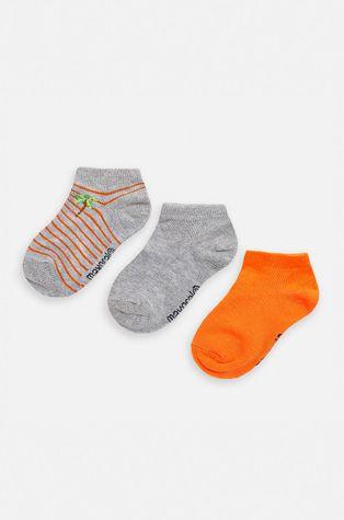 Mayoral - Detské členkové ponožky (3-pak)