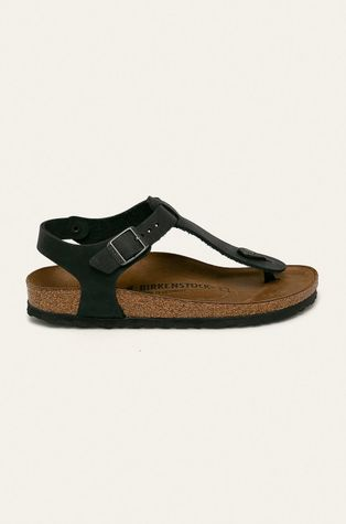 Birkenstock - Sandały skórzane Kairo