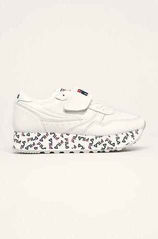 Fila - Kožené boty Orbit Zeppa Strap
