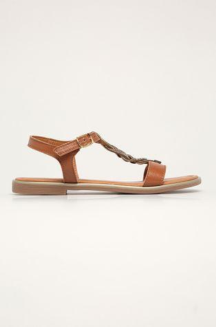Marco Tozzi - Kožené sandály