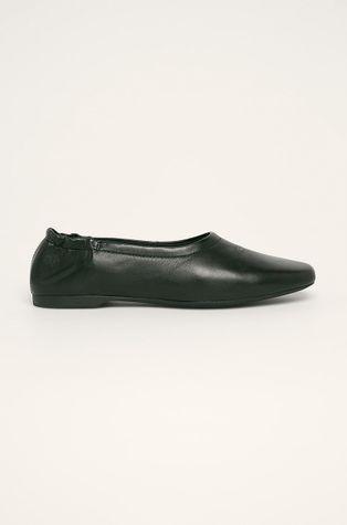 Vagabond - Bőr balerina cipő Maddie