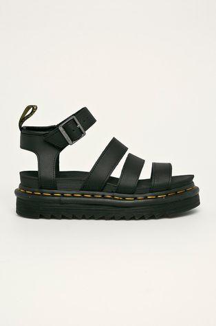 Dr. Martens - Kožené sandály Blaire