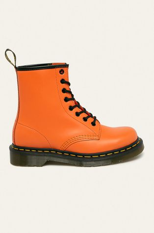 Dr. Martens - Workery skórzane 1460 Orange
