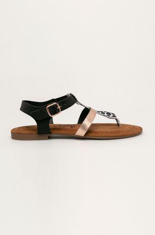Tamaris - Шкіряні сандалі