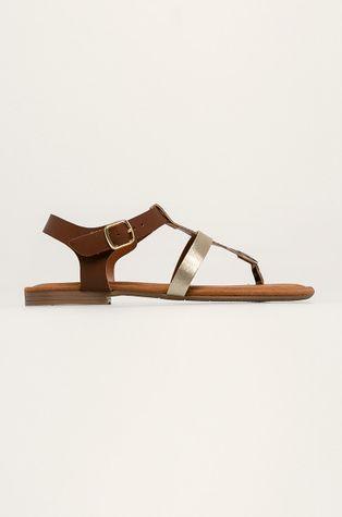 Tamaris - Кожаные сандалии