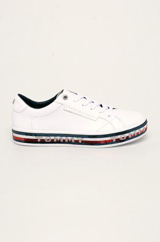 Tommy Hilfiger - Kožená obuv