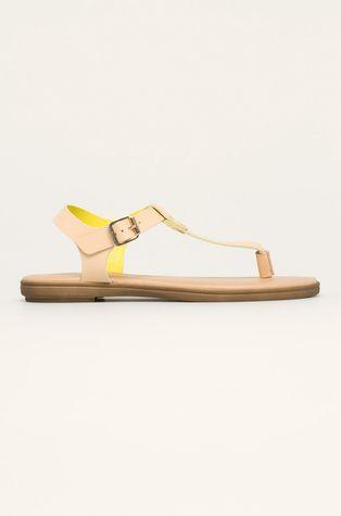 Marco Tozzi - Sandały skórzane