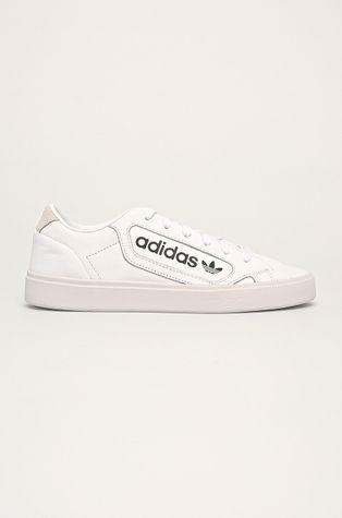 adidas Originals - Kožené boty Sleek W